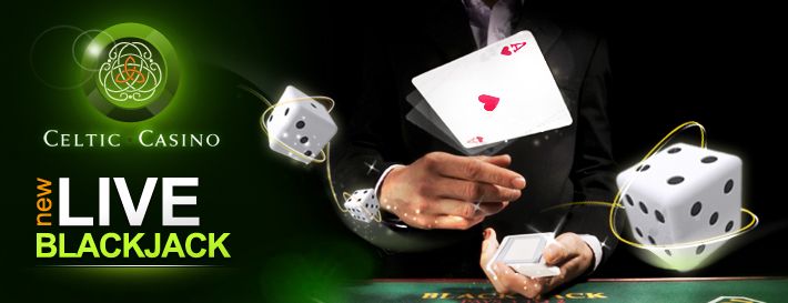 Celtic Casino Launches Classic Vegas Live Blackjack